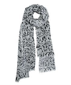 10 Days accessoire 20-908-0201 in het Zwart / Wit