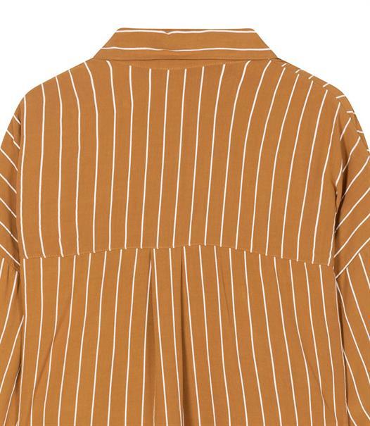 10 Days blouse 20-401-1201 in het Camel