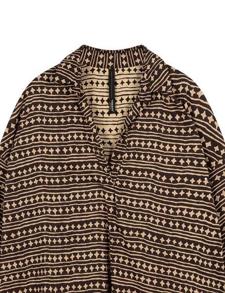 10 Days blouse 20-401-1202 in het Zwart