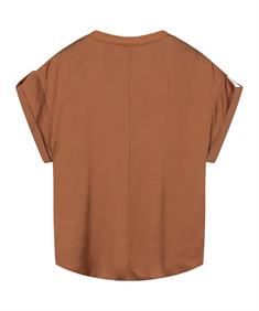 10 Days blouse 20-414-1201 in het Brique