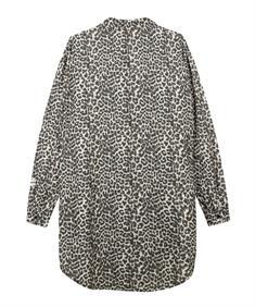 10 Days blouse 20-417-0201 in het Beige