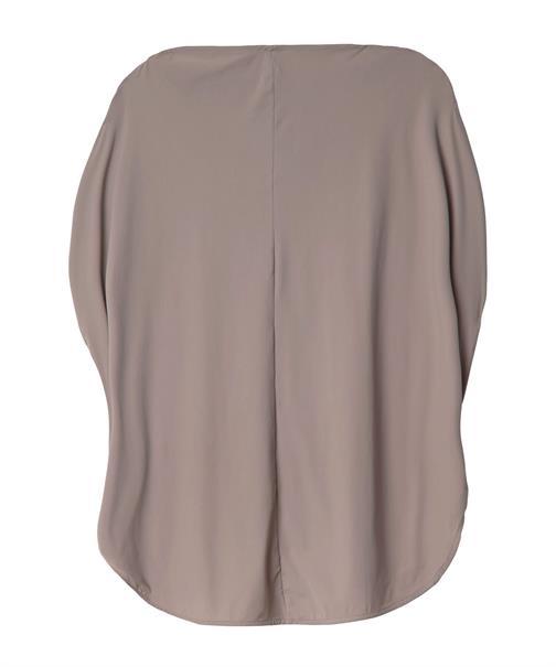 10 Days blouse 20-455-0201 in het Bruin