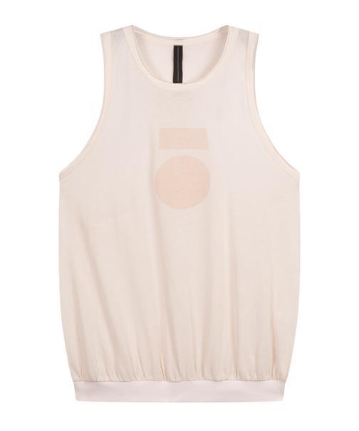 10 Days blouse 20-457-1201 in het Beige