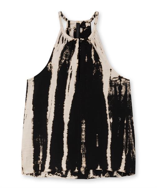 10 Days blouse 20-461-1203 in het Zwart