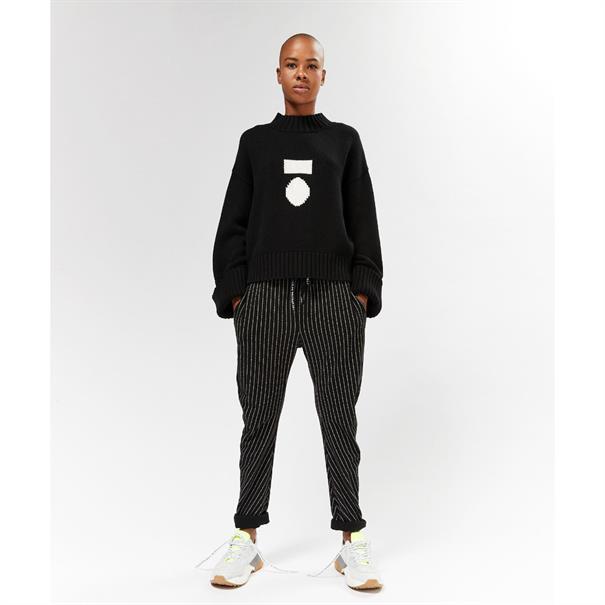 10 Days broeken 20-001-9103 in het Zwart / Wit