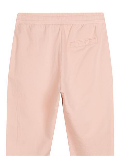 10 Days flared en wijde broeken 20-007-1201 in het Zacht roze