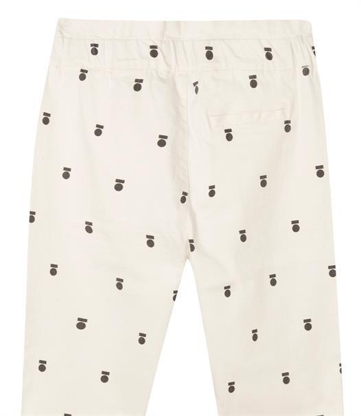 10 Days jeans 20-063-1201 in het Zwart / Wit