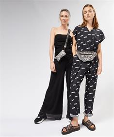 10 Days jurk 20-083-0201 in het Zwart