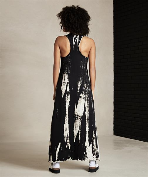 10 Days jurk 20-301-1203 in het Zwart