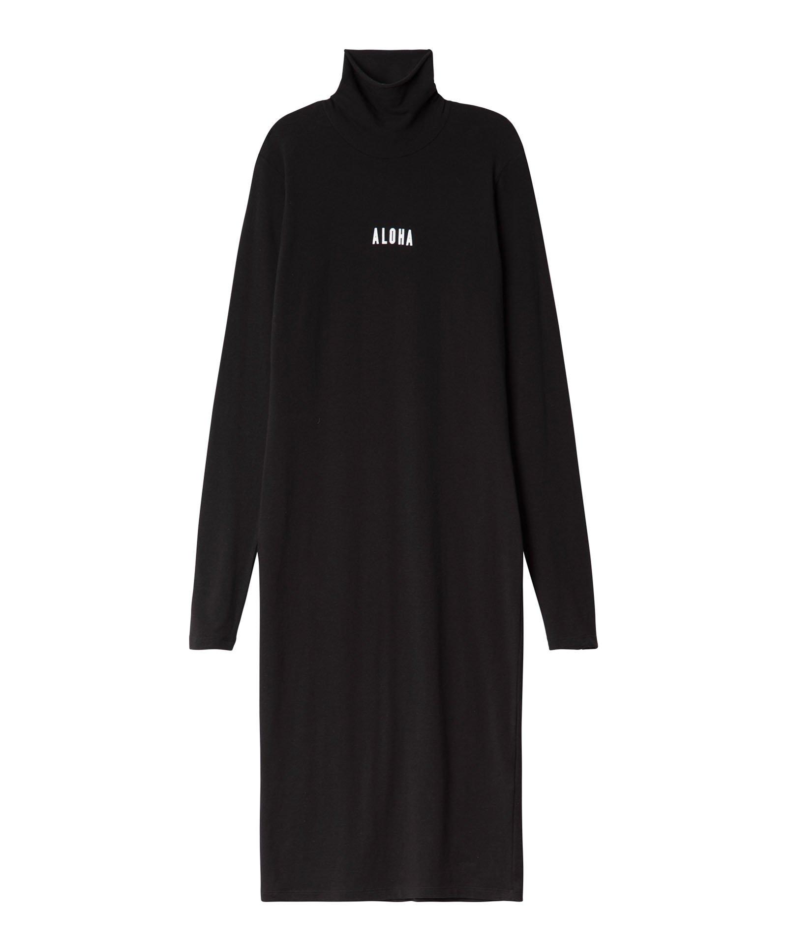 10 Days jurk 20-332-0201 in het Zwart