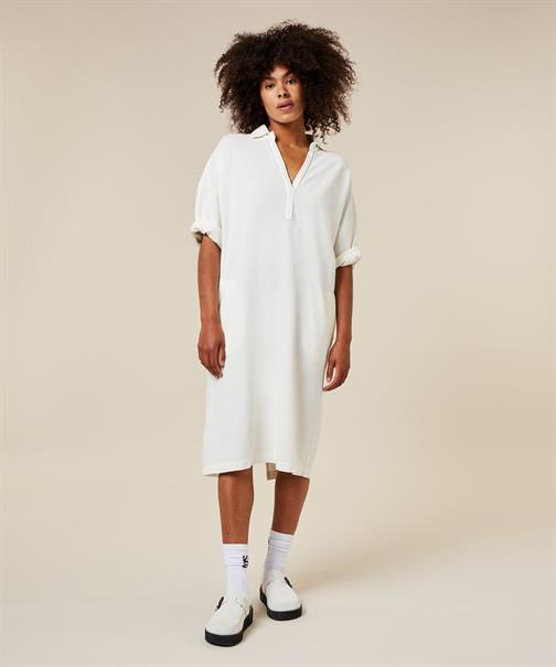 10 Days jurk 20-336-1203 in het Zwart / Wit