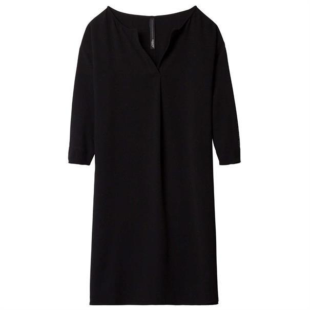 10 Days jurk 20-336-9101 in het Zwart