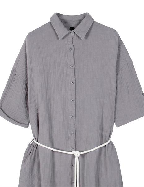 10 Days jurk 20-337-1201 in het Zilver