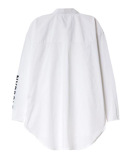 10 Days jurk 20-400-0201 in het Wit