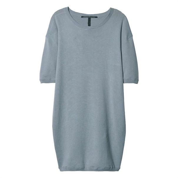 10 Days jurk 20-630-9103 in het Licht Grijs