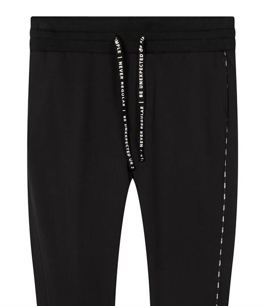 10 Days pantalons 20-017-1201 in het Zwart