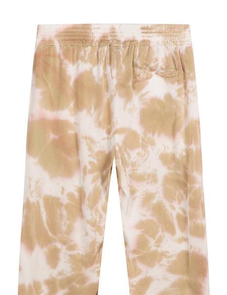 10 Days pantalons 20-042-1201 in het Wit/Beige