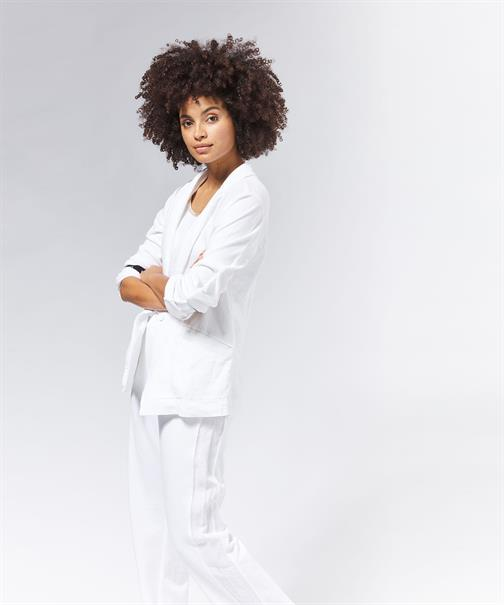 10 Days pantalons 20-045-0201 in het Wit