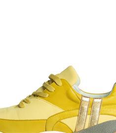 10 Days schoenen 20-935-1201 in het Geel