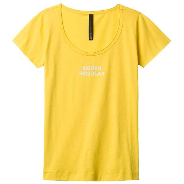 10 Days t-shirts 20-741-9101 in het Geel