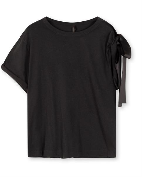 10 Days t-shirts 20-745-1203 in het Zwart