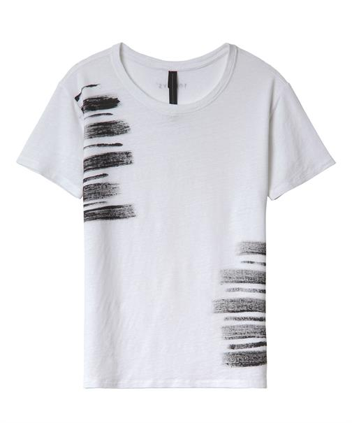 10 Days t-shirts 20-748-0201 in het Wit
