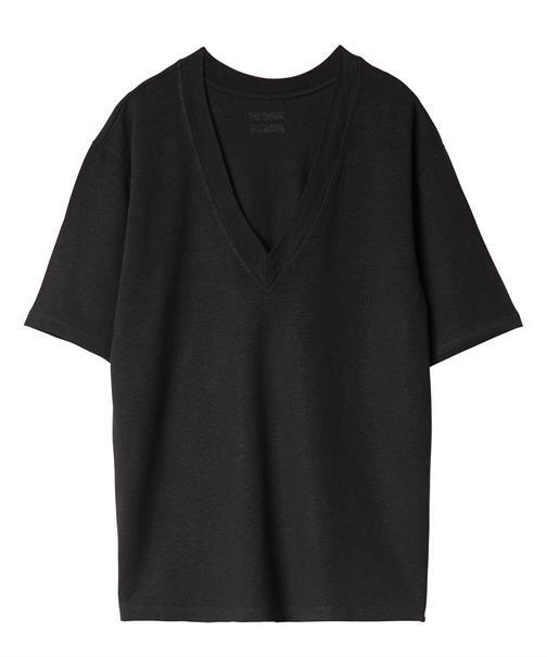 10 Days t-shirts 20-749-0201 in het Zwart