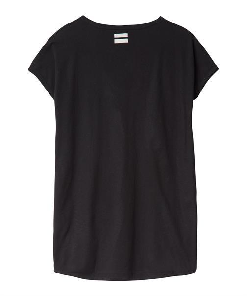 10 Days t-shirts 20-751-0201 in het Zwart