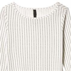 10 Days t-shirts 20-771-9103 in het Wit/Zwart
