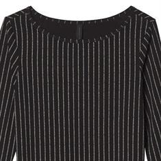 10 Days t-shirts 20-771-9103 in het Zwart / Wit