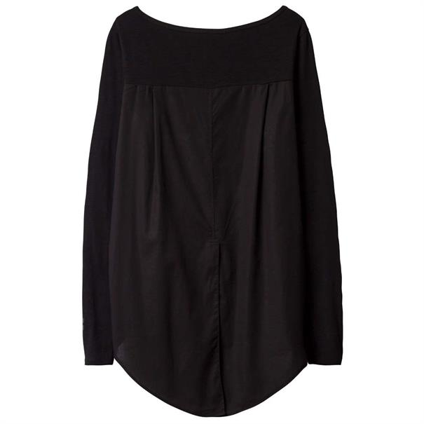 10 Days t-shirts 20-775-9101 in het Zwart