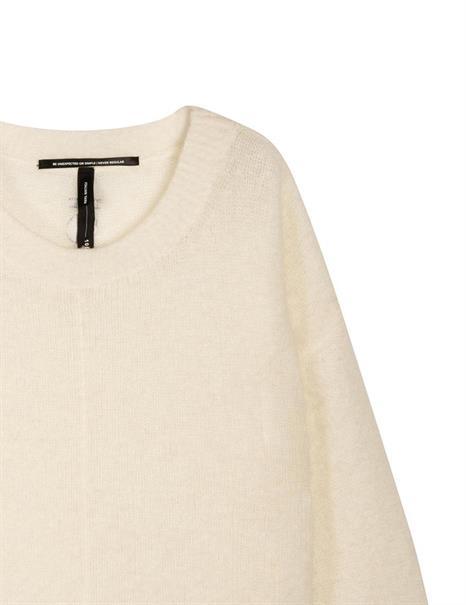 10 Days trui 20-601-1201 in het Zwart / Wit