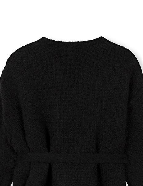 10 Days vest 20-650-1204 in het Zwart