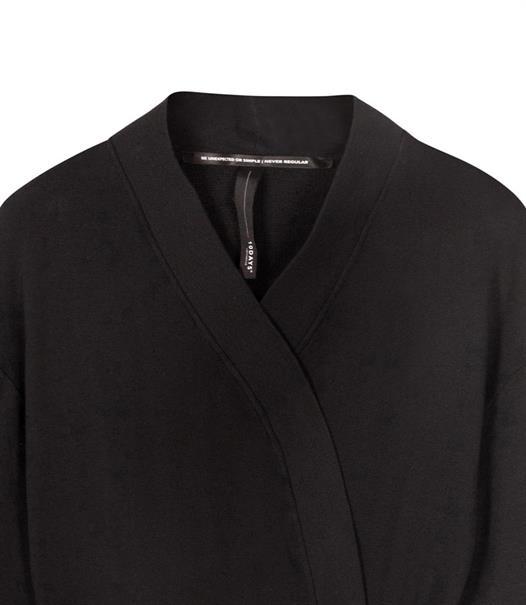 10 Days vest 20-850-1201 in het Zwart