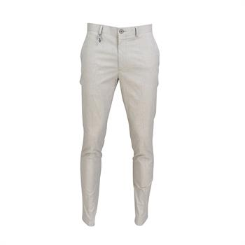 7Square chino Skinny 246001 in het Taupe