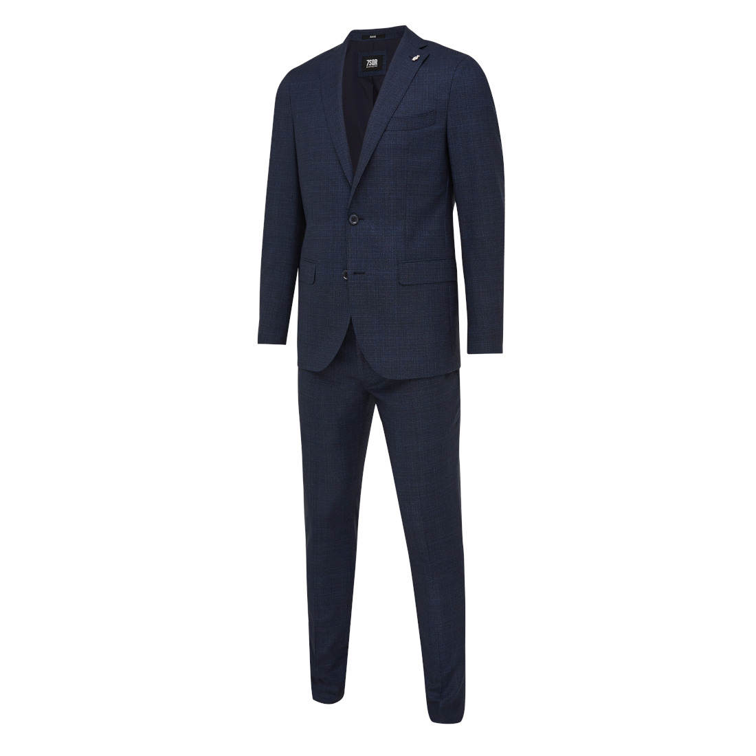 Smit Mode:  7Square kostuum 22001802 223047 in het Blauw