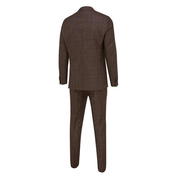 7Square kostuum 22001802-223051 in het Donker Rood