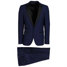 7Square kostuum 222006-luxor in het Blauw