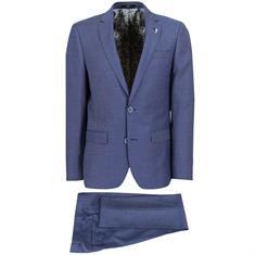 7Square kostuum 243005 in het Blauw