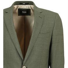 7Square kostuum Slim Fit 21026802-203031 in het Groen