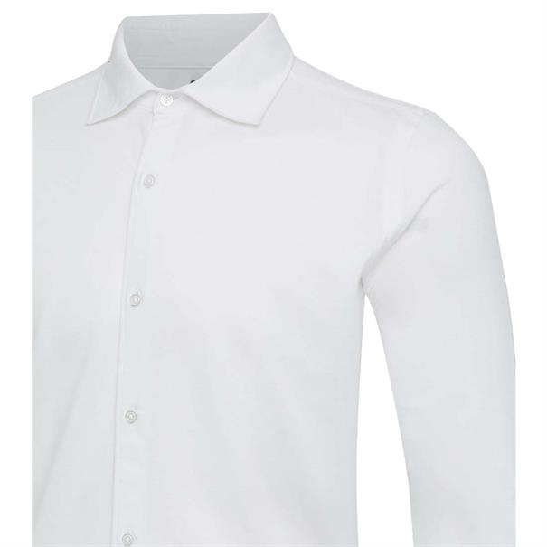 7Square overhemd 70004802-646003 in het Wit