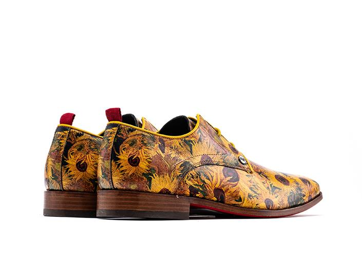 A Fish named Fred schoenen Fred Sunflower in het Multicolor