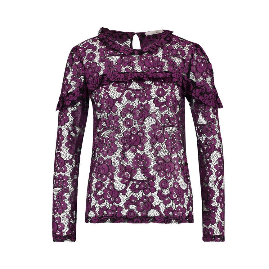 Image of Aaiko blouse basha in het Paars