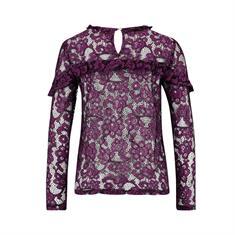 Aaiko blouse basha in het Paars