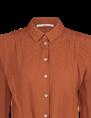 Aaiko blouse CADENCE VIS 631 in het Brique