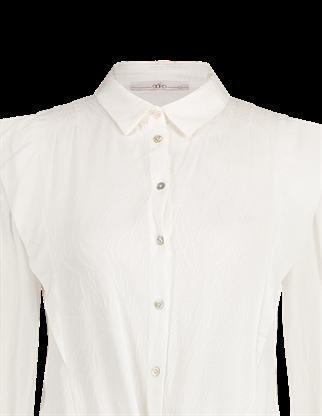 Aaiko blouse CADENCE VIS 631 in het Offwhite