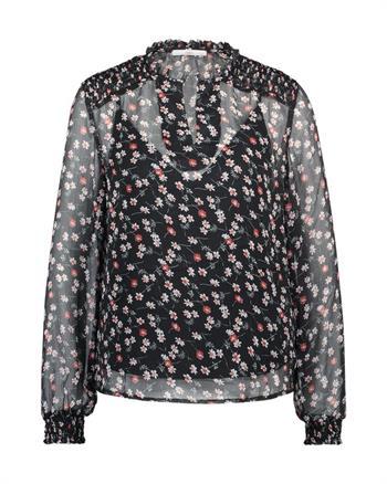 Aaiko blouse CHARLEY PES 613 in het Rood