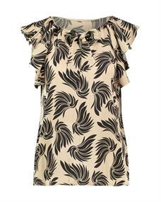 Aaiko blouse GINNA VIS 520 in het Grijs