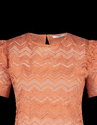 Aaiko blouse LILIAN PA 534 in het Roze