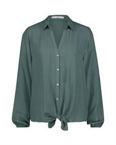 Aaiko blouse ROZA VIS 532 in het Mint Groen